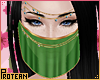 ❁Tahari Veil Green