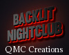 Backlit Night Club