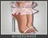 WR! Blossom Bunny Wht