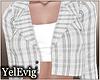 [Y] Tina white jacket