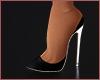( lil black heels )