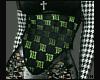 add on corset \ monogram