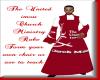 ministry church robe