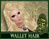 Wallet Blonde