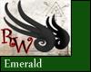 Wyrm Wings - Emerald