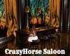 ~SB CrazyHorse Barn Bar