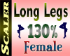 Long Legs Resizer 130%