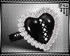 -P- Corset Heart Ring /L