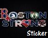 Boston Strong -Sports