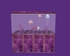 Purple Fish Tank