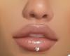Double Lip Piercings