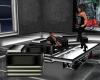 Scorpions Seats & Table