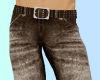 Realistic Pants-belt Br