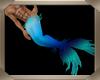 *J* Blue Merman Tail