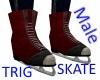 Red Skates W Trigger