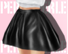 PL | Leather Skirt