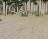 Boho Beach flags  Lites