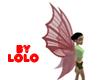 Queen Fairy Wings rd1