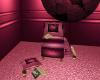 ~TQ~Pink Reading Chair