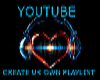 YouTube and Playlist