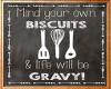 Mind Your Biscuits