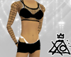 [XO] Fishnet Bodysuit GA