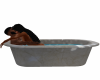 Aura Marble Bathtub ANI