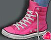 Barbie Pink Sneakers
