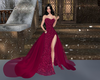 Lusty|Wine Gown