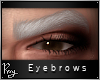Sultry Brows-Silver