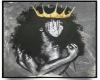 Unknown Queen2 BLACK ART