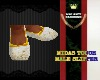 DM*MIDAS TOUCH SLIPPERS