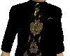 Black Bling Suit