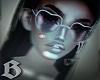 HEART Glasses Baddie B-