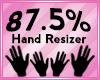 Hand Scaler 87.5%