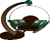 green&brown swing
