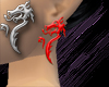 Dragons Fire Earrings