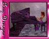 Tiny Purple Piano