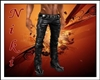 NK leather pants