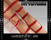 *MD*AttiTude Heels|Rosso