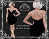 elegante black long