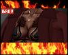 / HIS-COAT-RED M/F