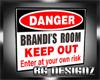 [BGD]Brandi's Room Sign