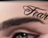 Fear Tattoo
