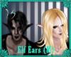 (IS) Elf Ears (M)