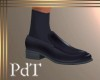 PdT Loafer Navy2 w Sox M