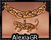 [A] Cougar Choker Gold
