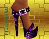 FLS Buckle Sandals - Pur