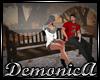 Romance Autumn bench