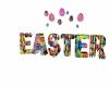 Easter posing spots